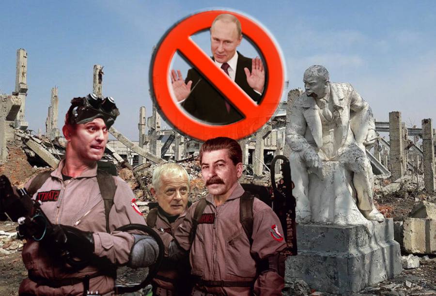 """Послание Путину и тем, кто его """"не любит""""."""