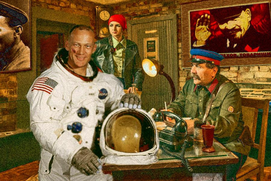 Сибирский газ, американский Аполлон и передел 70-х